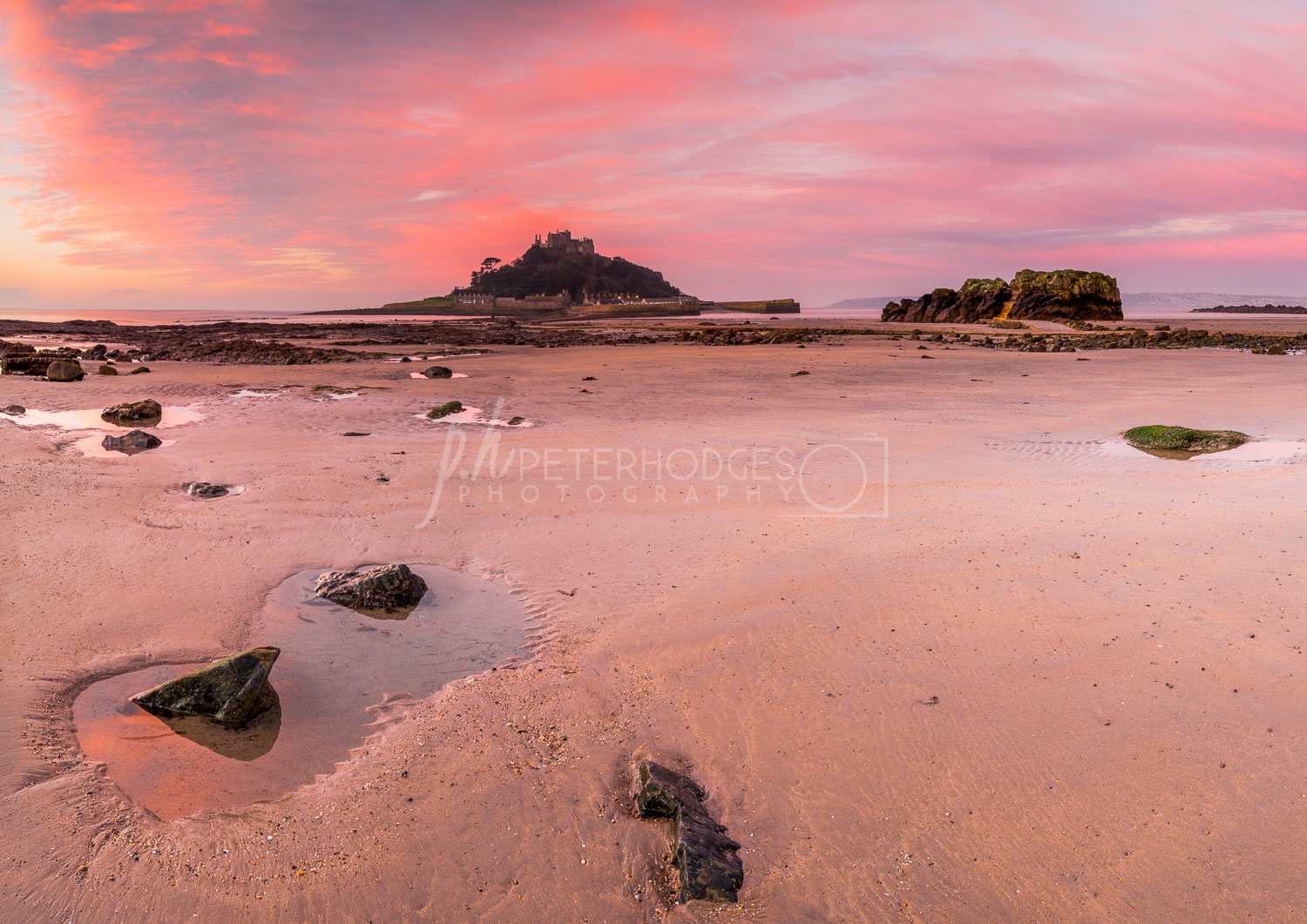 Fine Art photographic landscape photography of Cornwall by Peter Hodges photography