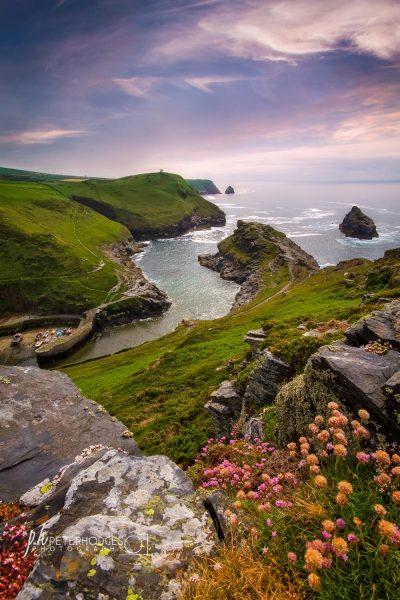 Cornwall Seacape Landscape Photography Boscastle Photography