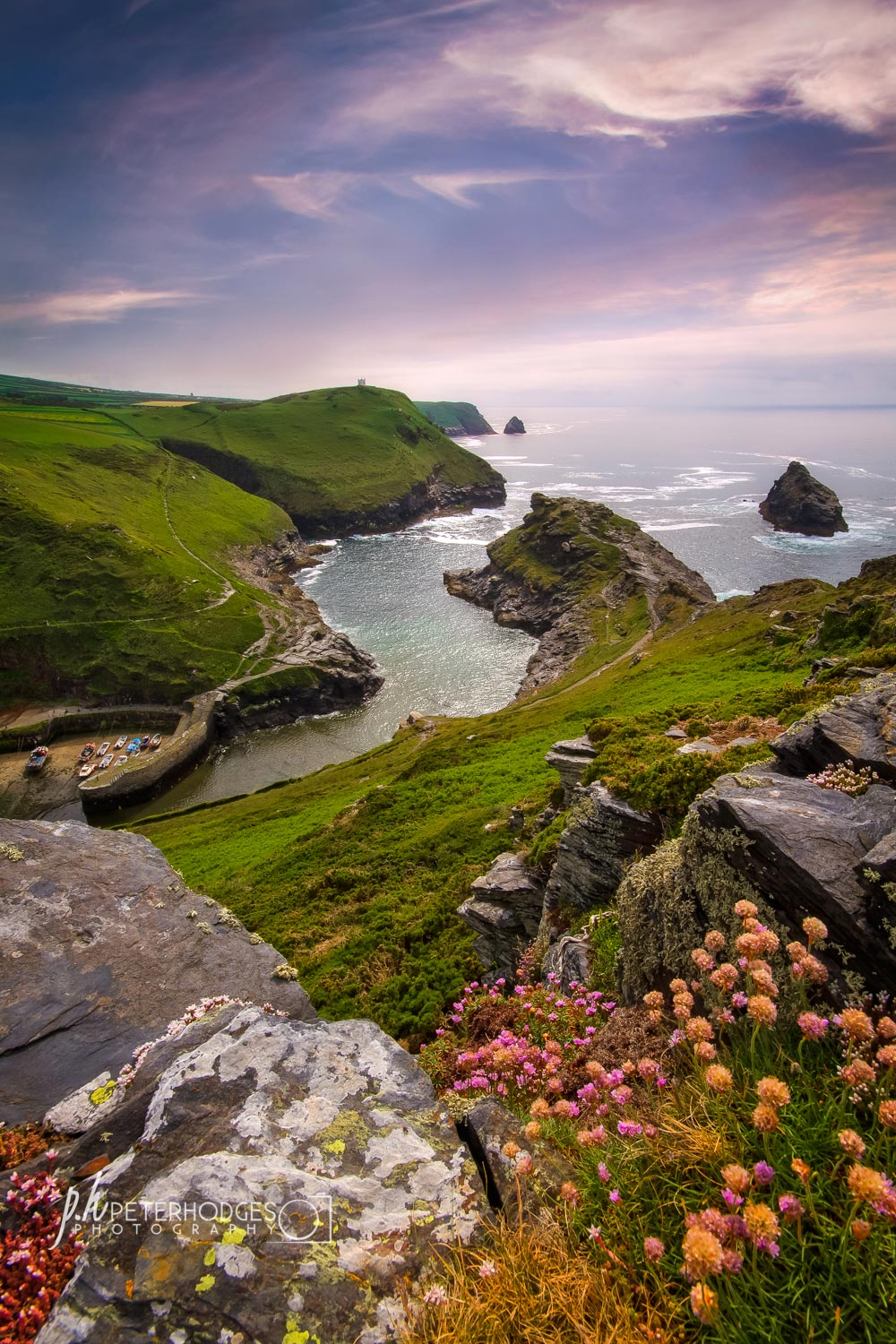 Cornwall Seacape Landscape Photography Boscastle Photography