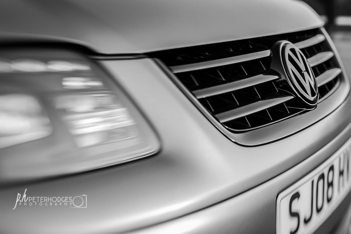 VW Caddy Grill