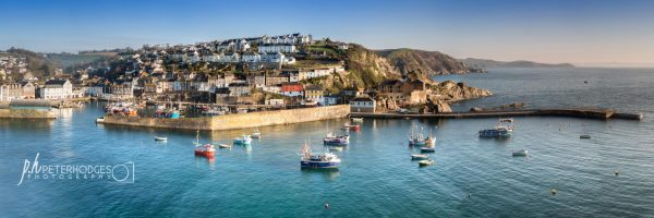Mevagissey, Cornwall Photography