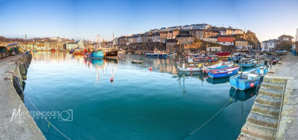 Cornwall Seacape Landscape Photography Mevagissey