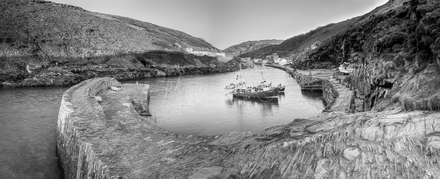 Cornwall Seacape Photography Boscastle