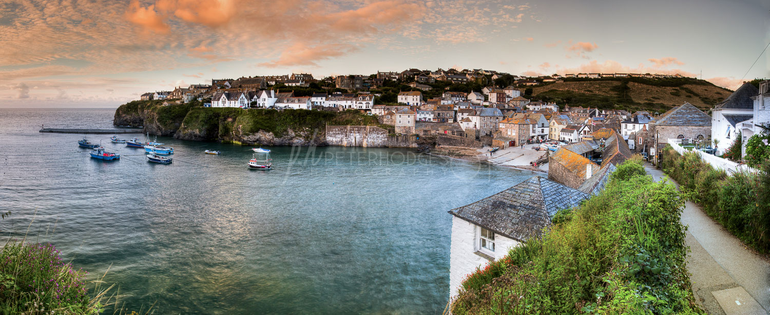 Cornwall Seacape Landscape Photography Port Isaac