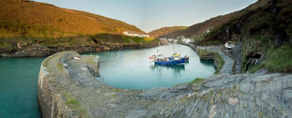 Cornwall Seacape Landscape Photography Boscastle