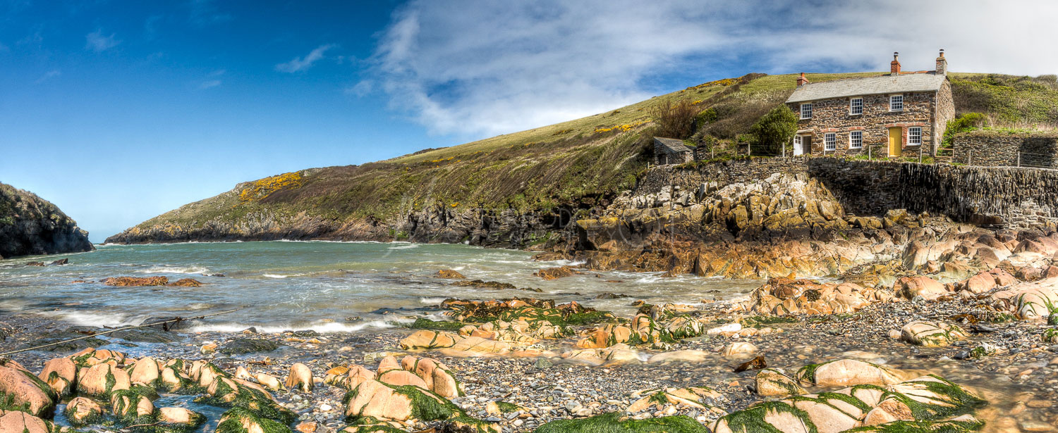 Cornwall Seacape Landscape Photography Port Quin