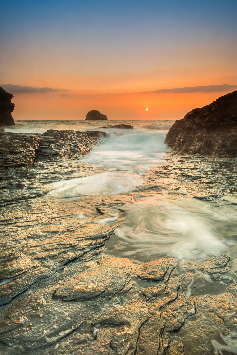 Fine Art landscape photography of Cornwall by Peter Hodges photography