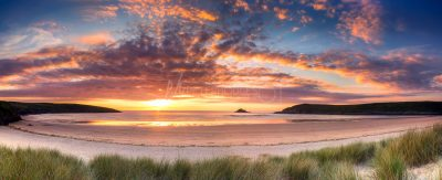 Fine Art landscape photography of Cornwall Crantock