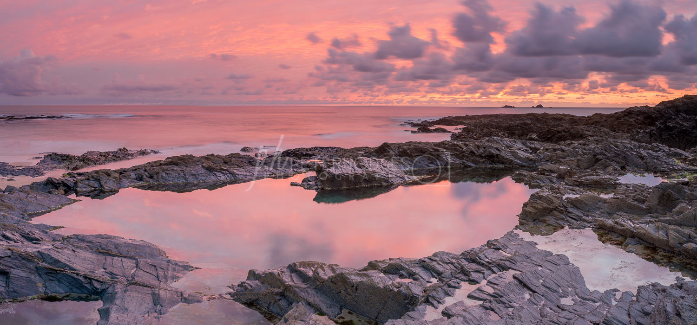 Cornwall Seacape Photography Treyarnon Bay