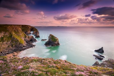Cornwall Seacape Photography Bedruthan Steps