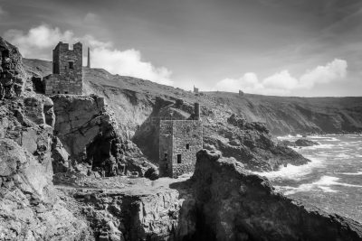Cornwall Seacape Photography Botallack Mines
