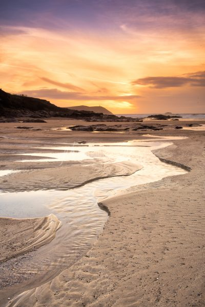 Cornwall Seacape Photography Polzeath