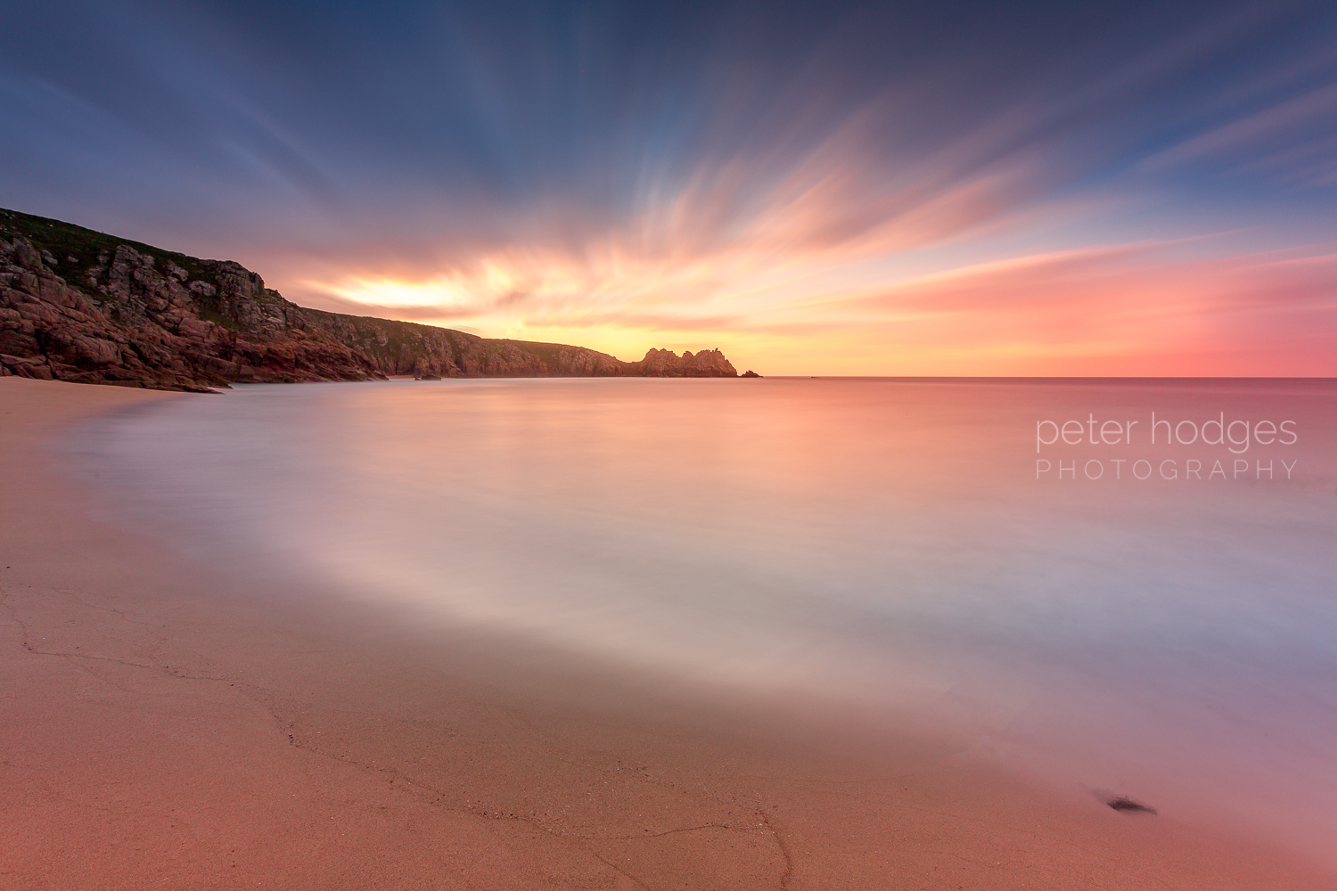 Porthcurno, Cornwall, North Cornwall, Cornish Sunsets, Cornish Coastline, Cornwall and its best, Cornwall Coast Path, Cornish Photography,