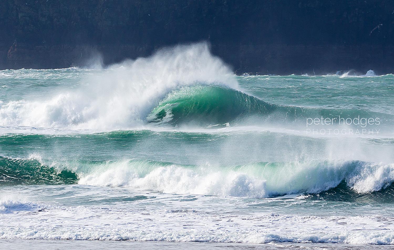 Trebarwith Strand, Cornwall, North Cornwall, Wild Waves,